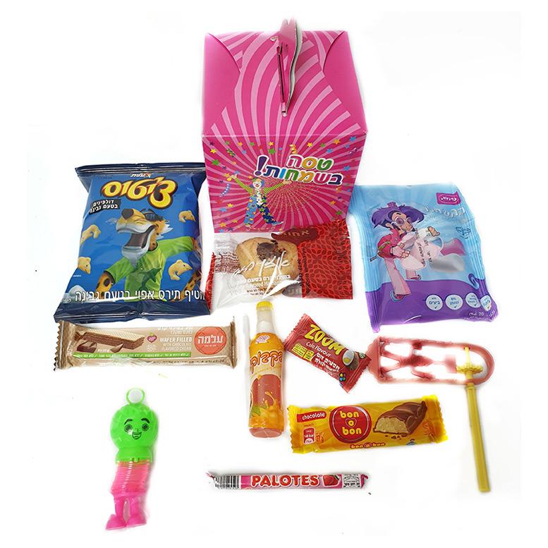 ממתקים למשלוחי מנות