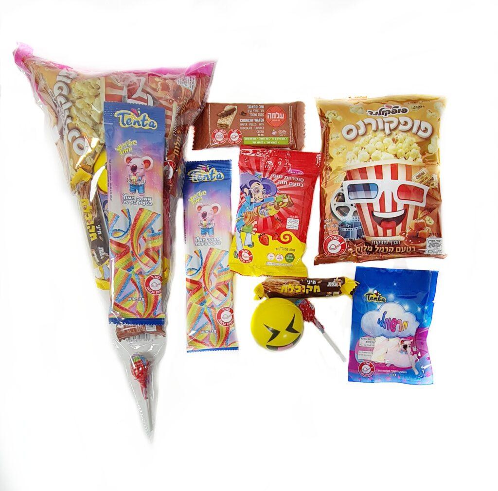 דמי חנוכה - שקית ממתקים