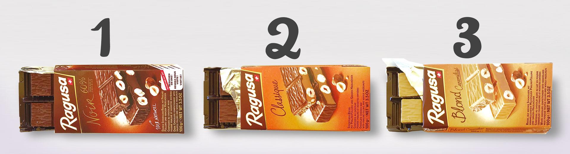 שוקולד רגוסה