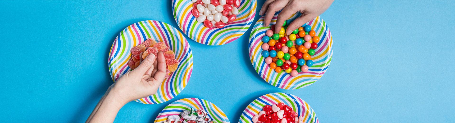 ממתקים לילדים