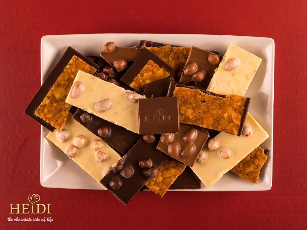 ממתקי שוקולד היידי בטסה