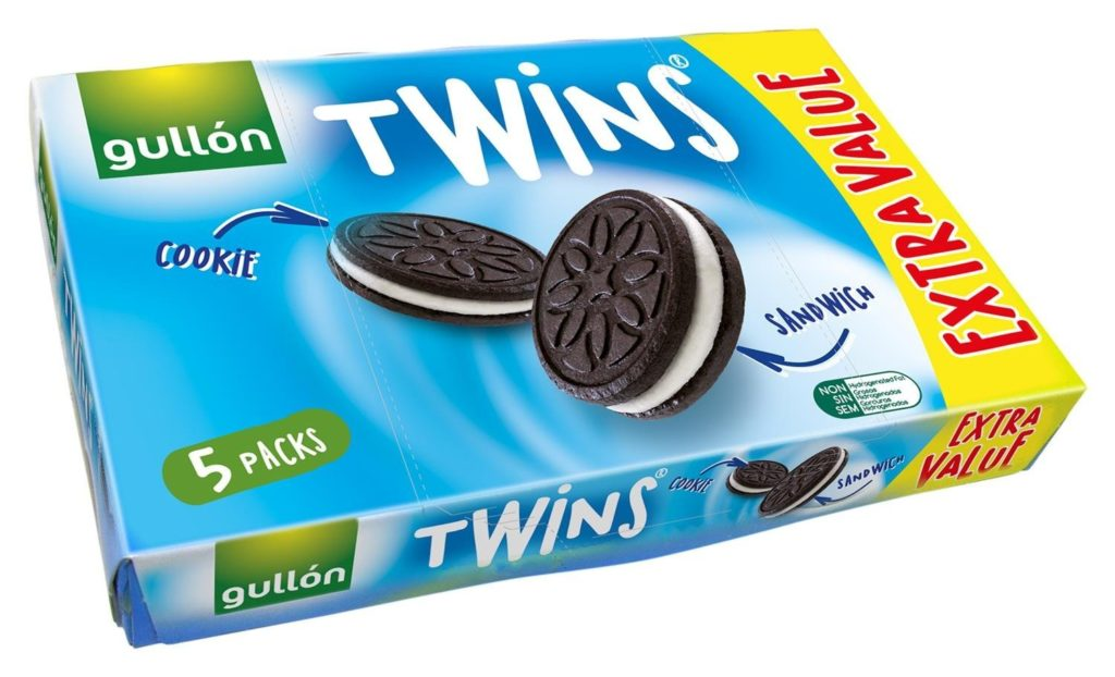 עוגיות אוראו - Twins