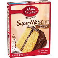 עוגה זהובה מצופה קרם שוקולד של בטי קרוקר
