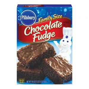 עוגת שוקולד פאדג' של פילסברי