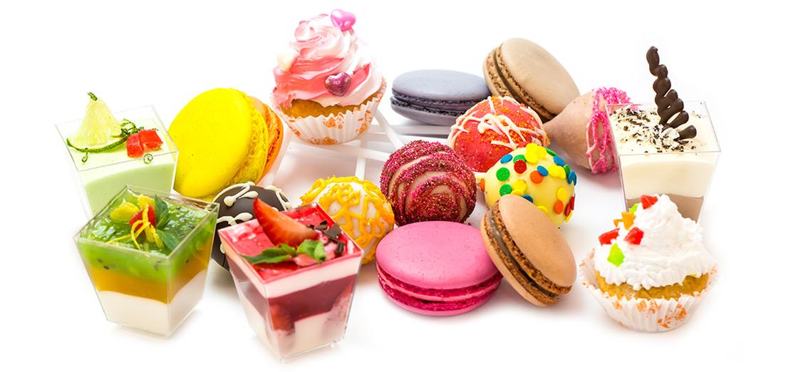 חג השבועות - ממתקים לקישוט מאכלים חלביים