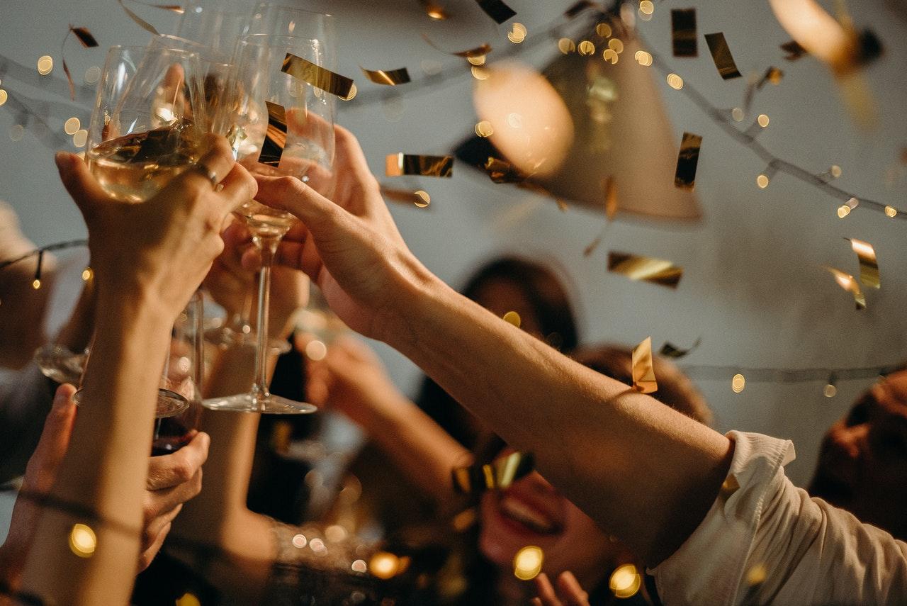 שנה חדשה - מסיבת סילבסטר