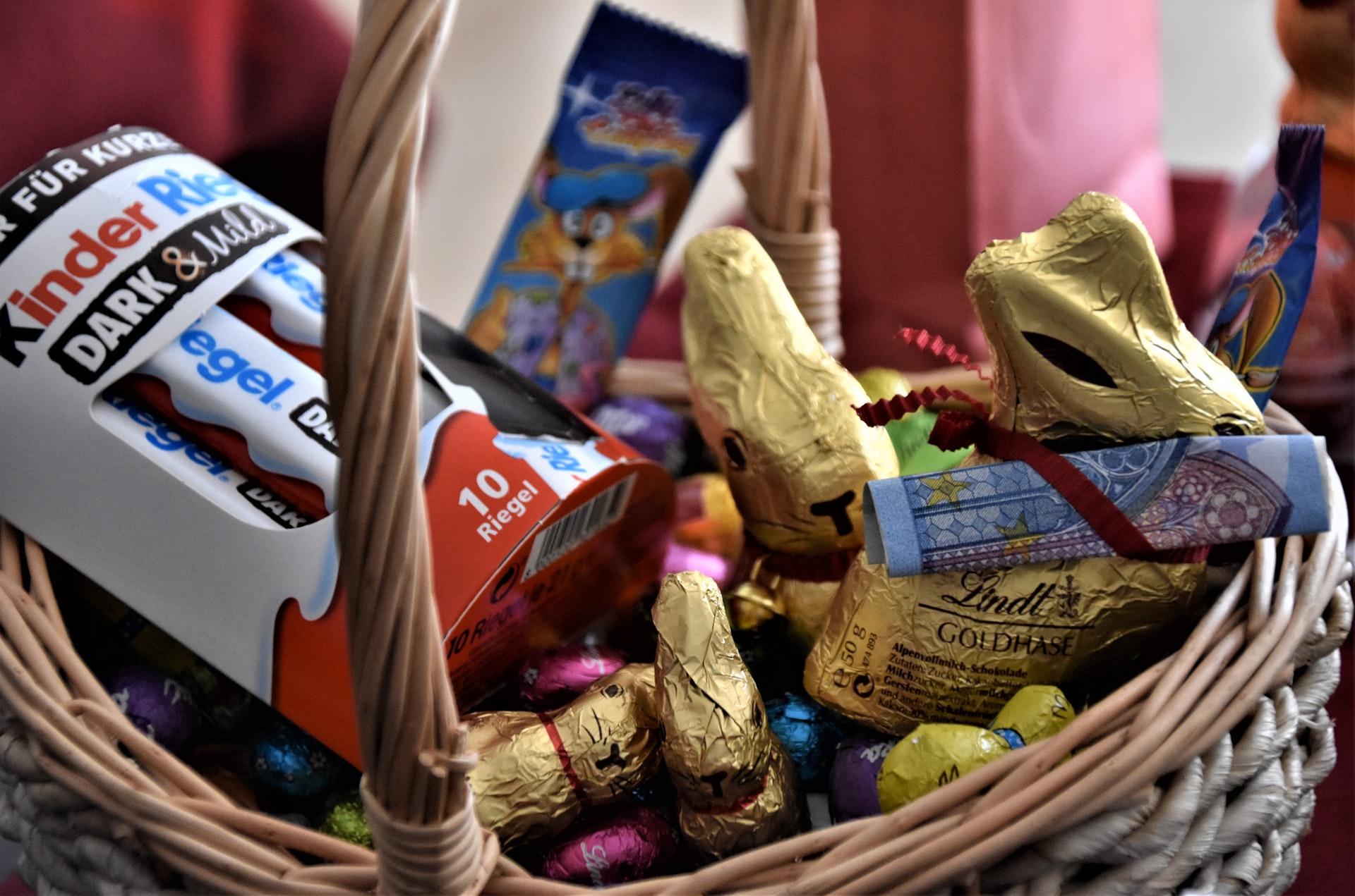 מארז שוקולדים לפסח