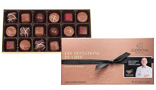 ממתקים לקיץ - שוקולד גודייבה