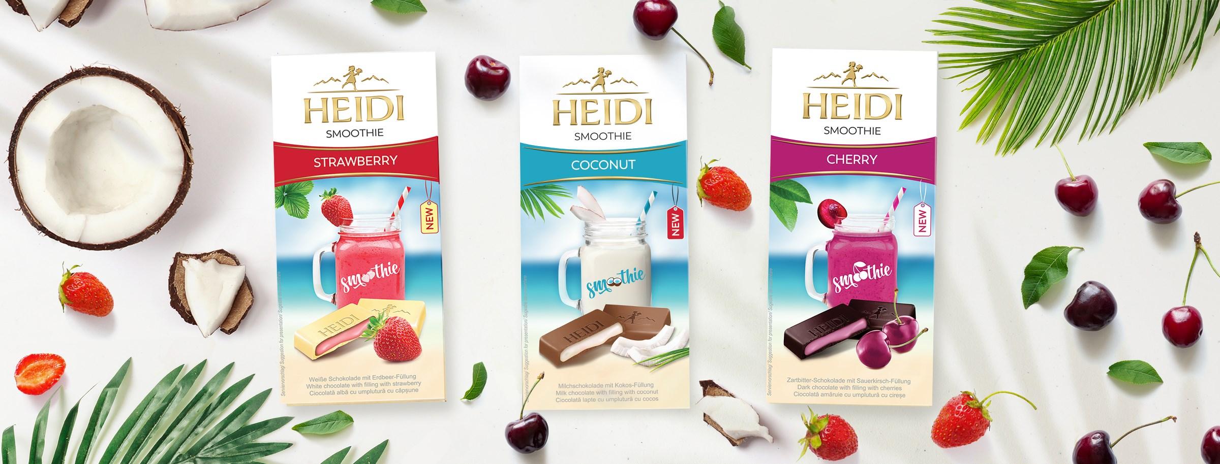 קיץ מתוק - שוקולד היידי